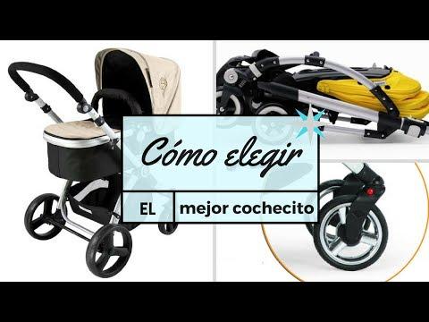 TIPS PARA ELEGIR EL COCHECITO IDEAL PARA TU BEBE #cochecitobebe
