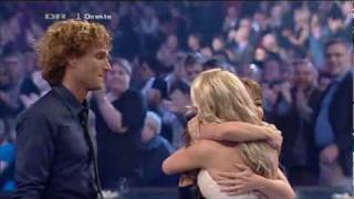 """Eurovision 2010 Denmark : Chanée &Tomas N'evergreen - """"In a moment like this"""""""