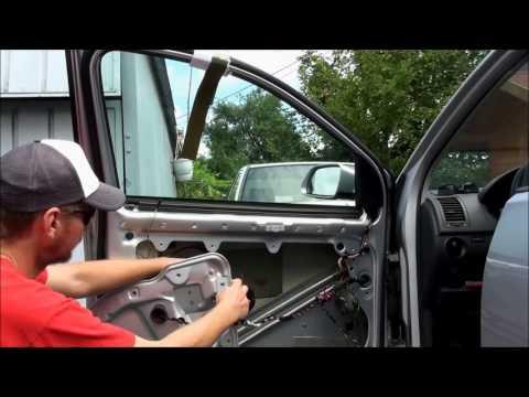 VW Polo 9N  --  Fensterheber reparieren