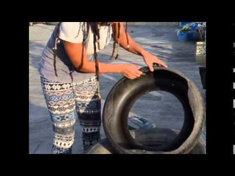 Tutorial preparacion de caucho para siembra