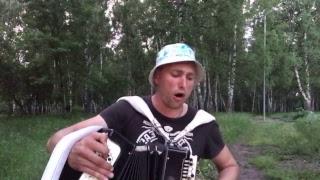 Баянист в лесу  🌳 Споёт любую песню за 300₽