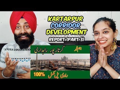 Sikh Reaction On Kartarpur Corridor Development Progress Report