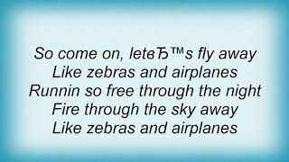 Alicia Keys - Zebras And Airplanes Lyrics