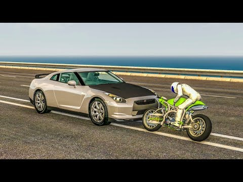 WILL IT STILL DRIVE? Crash Testing #22 - BeamNG Drive