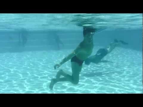 Bio Aquatic Movement: Free Form Flow with Cass