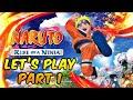 Naruto Rise Of A Ninja Let 39 s Play Part 1 Gameplay Xb