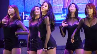 [Fancam/직캠]경주 시민의 날 exid - Whoz That Girl?