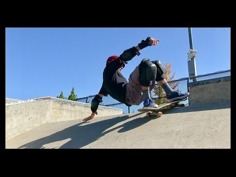 Elk Grove Skatepark | Dropping In | Barbara Morse Wackford Community & Aquatic Complex
