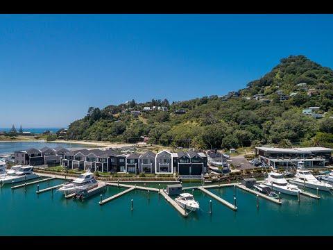 The Marina Villas, The Marina, Tairua