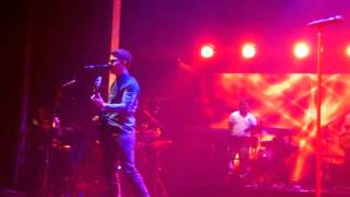 Take A Breath: Jonas Brothers Pantages Theater (11/28/12)