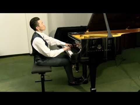 French Suite No. 2 in C minor by Johann Sebastian Bach (performed by Max Ma, 2019)