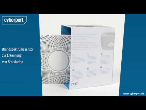 Nest Protect Rauch- & CO-Melder (2. Gen) Shortcut I Cyberport
