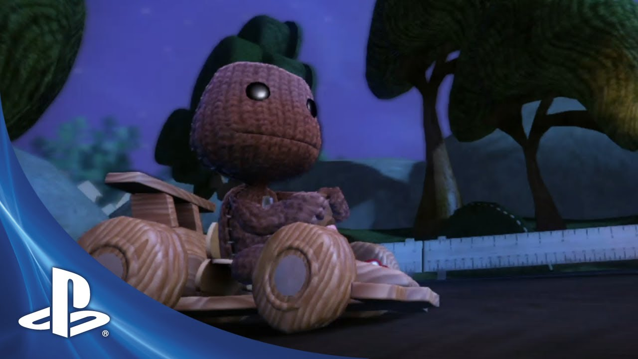 LittleBigPlanet Karting: Demo Out Now, Watch the New Trailer