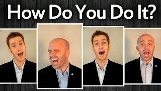 How Do You Do It (Gerry & The Pacemakers / The Beatles) - Barbershop Quartet