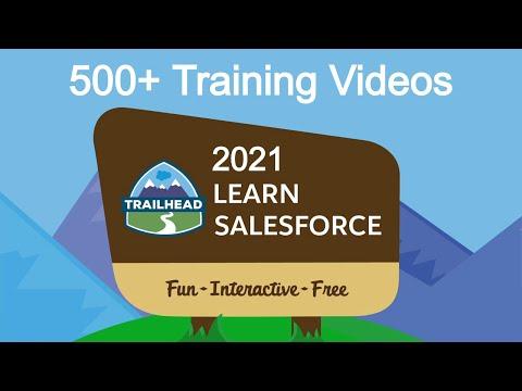 Salesforce Trailhead  - Get Started with the Salesforce Platform - Admin Beginner