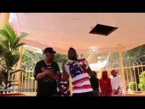 Bello sisqo dancing with Adam Zango and sukus