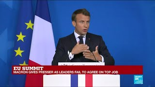 "US-Iran Tensions: ""We Must Avoid Escalation"", Says Macron"