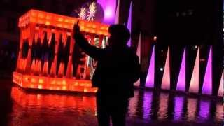 VIDEO : Dragon King - Festival of Lights 2012 - Lyon, France