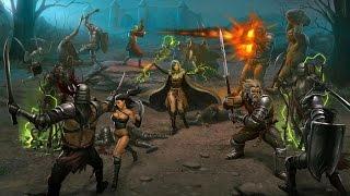 Гордость Таэрна - The Pride of Taern - онлайн игра трейлер на русском