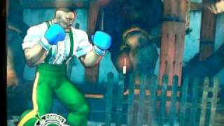 Playing SSFIV Early: Balrogs Theme