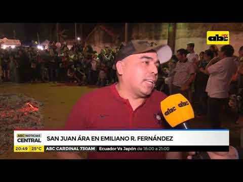San Juan en Emiliano R Fernández