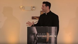 """Fr. Mike Schmitz """"The Marks of a True Christian Man"""" — Arlington Diocese Men's Conference 2018"""