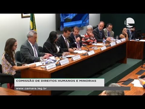 Direitos Humanos e Minorias - Lançamento de Relatório da Human Rights Watch Brasil - 18/09/19