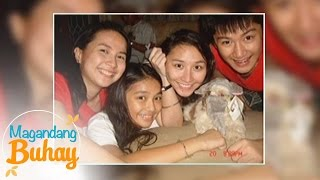 Magandang Buhay: Kathryn Bernardo shares a story about her childhood