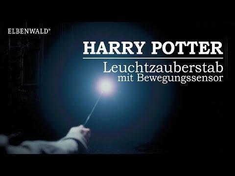 Harry Potter Leuchtzauberstab mit Bewegungssensor