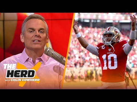 Chiefs are 'jet fuel' for the NFL, Colin says Garoppolo is 'exactly what I want' in a QB   THE HERD