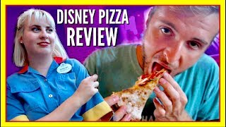 BEST PLACE TO EAT PIZZA IN DISNEY WORLD? | Disney Springs Vlog