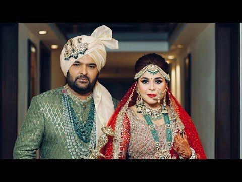 Kapil Sharma Weds Ginni Chatrath || Salman Khan ||  gurdas mann || Bollywood marrige || Ranjit Bawa