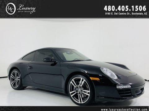 Pre-Owned 2012 Porsche 911 Carrera Black Edition