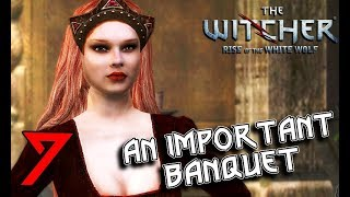 THE WITCHER. Part 7: Banquet at the New Narakort (movie-walkthrough, graphic mods)