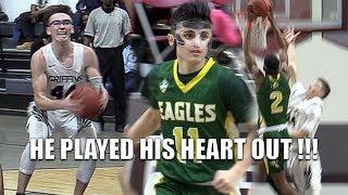 Michael Gavin PLAYED HIS HEART OUT! Lake Mary Prep vs CFCA Highlights