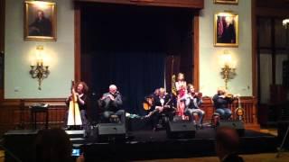 The Chieftains 50th anniversary award presentation, The Foggy Dew!