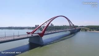 Новосибирск: зарисовки с высоты птичьего полета
