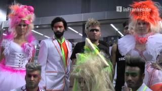 Haartrends fürs Frühjahr 2013 - Haarmesse Nürnberg