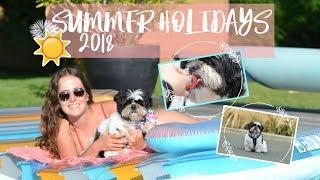 ☼ SUMMER HOLIDAYS 2018 ☼ Leetchouf'