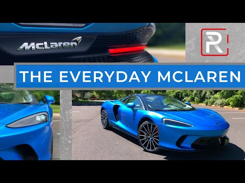 The 2020 McLaren GT is The Real Everyday Exotic Supercar You Can Daily Drive