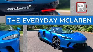 [Redline] The 2020 McLaren GT is The Real Everyday Exotic Supercar You Can Daily Drive