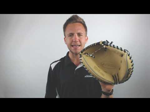 Review: Wilson A2000 Pedroia Fit 33.00″ Baseball Glove (WTA20RB19PFCM33) Catcher's Mitt