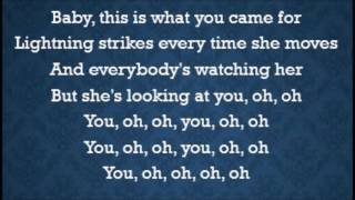 This Is What You Came For - Calvin Harris (Lyrics)