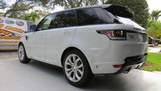 2015 Range Rover Sport Autobiography Advanced De