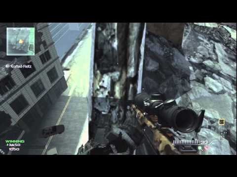 On Top Of Downturn Mw3 Knife Lunge Glitch Tutorial Patched