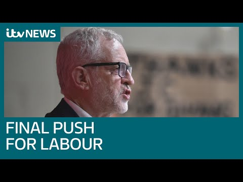 Campaign Live: Jeremy Corbyn speaks at rally in Bangor | ITV News