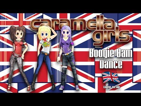Caramella Girls - Boogie Bam Dance