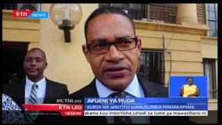Rufaa kukatwa kuhusiana na kesi za Moses Kuria na Ferdinand Waititu