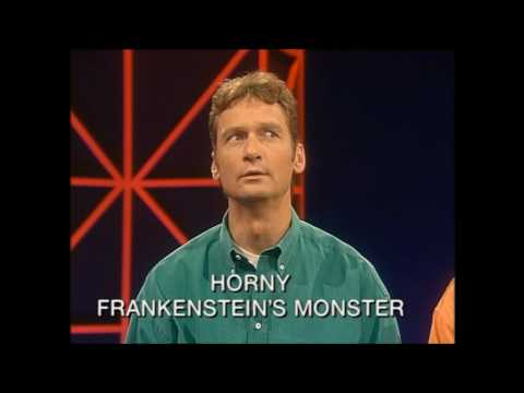Let's Make A Date (Streetcar characters, acute sense of smell, horny Frankenstein) - Whose Line UK