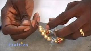 Making Elasticated Bracelet